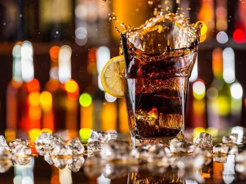 hielo 13mm restaurante